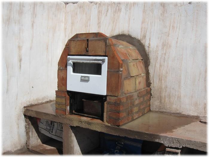 Horno de lena construccion - Construir horno de lena ...